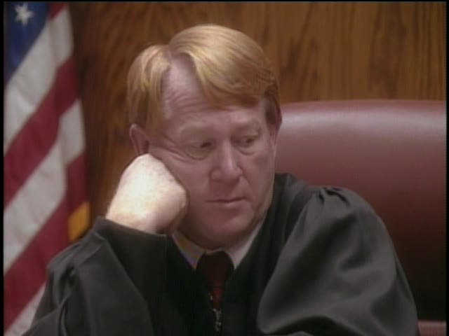 Judge David Burnett