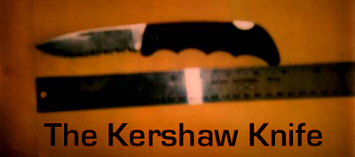 The Kershaw Knife