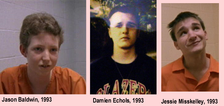 the west memphis three were guilty On may 5, 1993, three second-graders—steve stevie branch, christopher byers, and michael moore—from west memphis, arkansas went for a bike ride they never returned home for dinner the three boys were found brutally murdered in a shocking fashion in a wooded area called the robin hood hills.